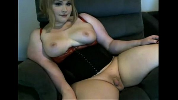 BBW Small Dick Girl Free Shemale BBW Girl Porn Video TRANNYCAMS69.COM
