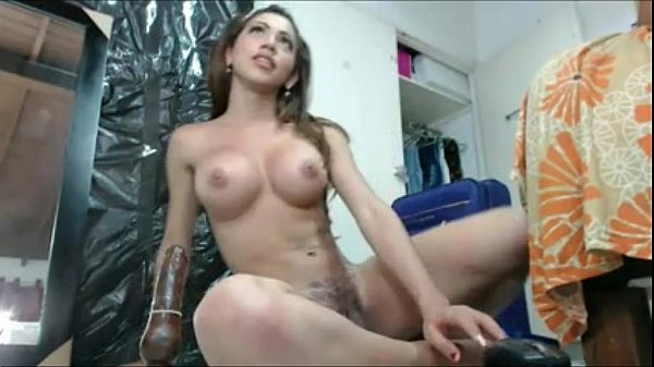 Fucks Her Sex Toy Free Shemale Porn Video TRANNYCAMS69.COM