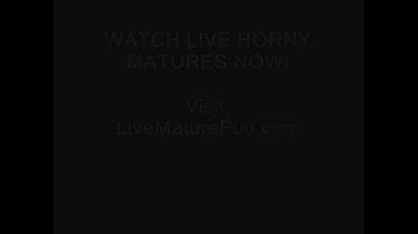 Hot mature loves it deep