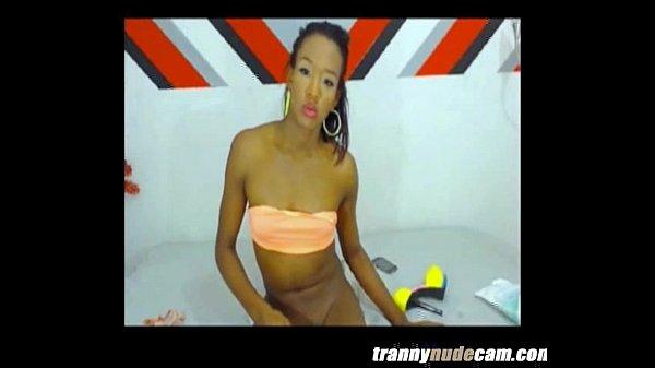 Sexy Trannies Masturbate